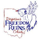 Pegasus Freedom Reins Ohio Logo
